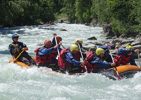 rafting & Skyway